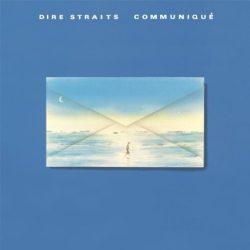 DIRE STRAITS - Communique / vinyl bakelit / LP