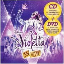 FILMZENE - Violettta En Vivo / cd+dvd/ CD