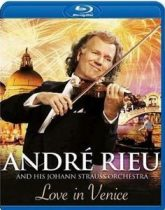 ANDRE RIEU - Love In Venice / blu-ray/ BRD