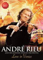 ANDRE RIEU - Love In Venice DVD