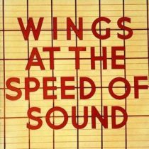 PAUL MCCARTNEY & THE WINGS - At The Speed Of Sound CD