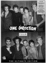 ONE DIRECTION - Four Ultimate Edition /nagy alakú !!!! / CD