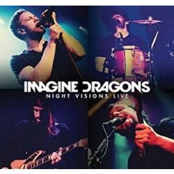 IMAGINE DRAGONS - Night Visions Live /cd+dvd/ CD