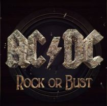 AC/DC - Rock Or Bust / vinyl bakelit / LP