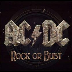 AC/DC - Rock Or Bust / vinyl bakelit  + cd / LP