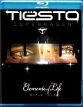 TIESTO - Elements Of Life /blu-ray audio/ BRD