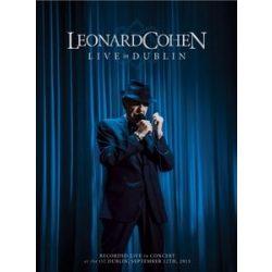 LEONARD COHEN - Live In Dublin DVD