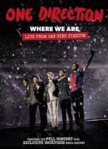 ONE DIRECTION - Where We Are Live From San Siro Stadium DVD