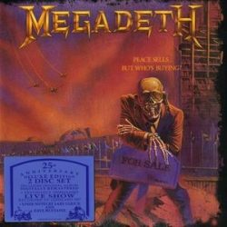 MEGADETH - Peace Sells But Who's Buying /25.th Anniversary 2cd/ CD