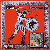 RIFFS - Who Wants It? / 2cd / CD