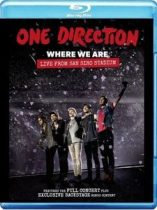 ONE DIRECTION - Where We Are Live From San Siro Stadium / blu-ray / BRD