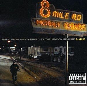 EMINEM - 8 Mile soundtrack / vinyl bakelit / LP
