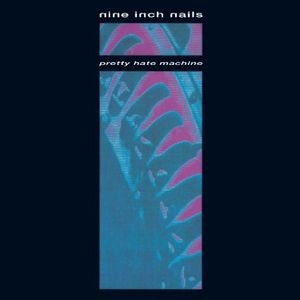 NINE INCH NAILS - Pretty Hate Machine / vinyl bakelit / LP