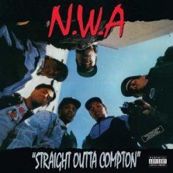 N.W.A - Straight Outta Compton / vinyl bakelit / LP
