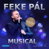 FEKE PÁL - Musical Live 1. CD