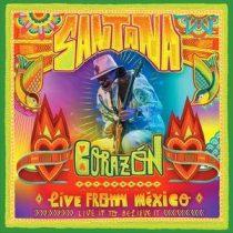 SANTANA - Corazon Live CD