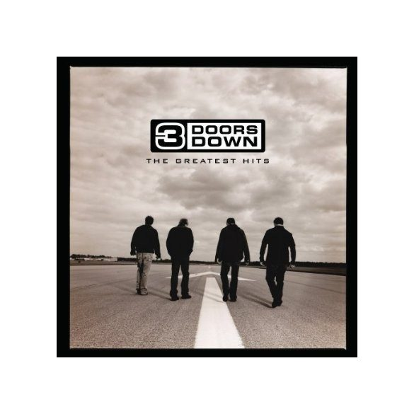 3 DOORS DOWN - Greatest Hits CD