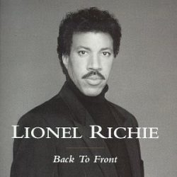 LIONEL RICHIE - Back To Front CD