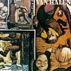 VAN HALEN - Fair Warning CD