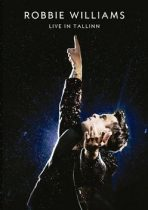 ROBBIE WILLIAMS - Live In Tallin DVD