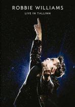ROBBIE WILLIAMS - Live In Tallin DVD