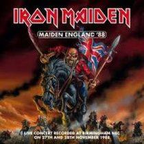 IRON MAIDEN - Maiden England '88 / vinyl bakelit / 2xLP