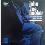 JOHN LEE HOOKER - Play & Sings The Blues CD