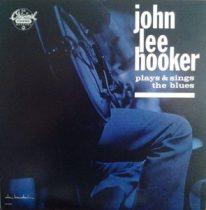 JOHN LEE HOOKER - Play & Sings The Blues CD