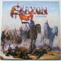 SAXON - Crusader / vinyl bakelit / LP