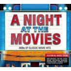 VÁLOGATÁS - A Night At The Movies / 3cd / CD