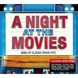 VÁLOGATÁS - A Night At The Movies / 3cd / CD