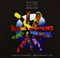 DEPECHE MODE - Tour Of The Universe /2cd+dvd/ CD