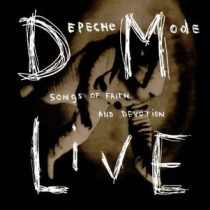 DEPECHE MODE - Songs Of Faith And Devotion Live CD