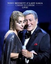 LADY GAGA & TONY BENNETT - Cheek To Cheek Live DVD