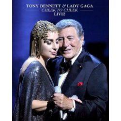 LADY GAGA & TONY BENNETT - Cheek To Cheek Live DVD