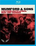 MUMFORD & SONS - Live From South Africa Dust And Thunder / blu-ray / BRD