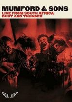 MUMFORD & SONS - Live From South Africa Dust And Thunder DVD