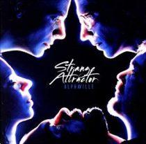 ALPHAVILLE - Strange Behaviour CD