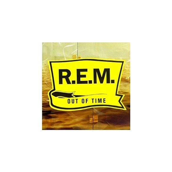 R.E.M. - Out Of Time / vinyl bakelit / LP