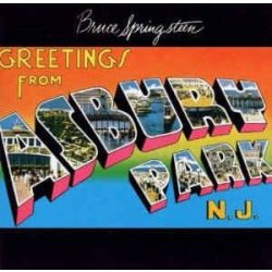 BRUCE SPRINGSTEEN - Greetings From Asbury Park / vinyl bakelit / LP