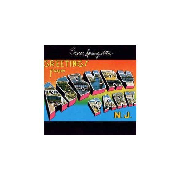 BRUCE SPRINGSTEEN - Greetings From Asbury Park / vinyl bakelit / LP