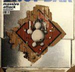 MASSIVE ATTACK - Protection / vinyl bakelit / LP