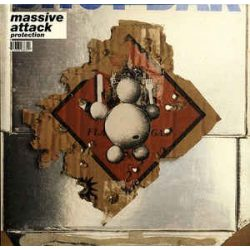 MASSIVE ATTACK - Protection / vinyl bakelit / LP