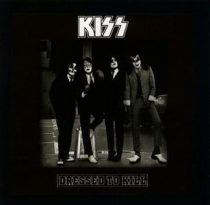KISS - Dressed To Kill / vinyl bakelit / LP