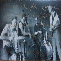 CHRISTY DORAN, FREDY STUDER, BOBBY BURRI, OLIVIER MAGNENAT - Music Zwei Kontrabasse, Elektrische Gitarre Und Schlagzeug / vinyl bakelit / LP