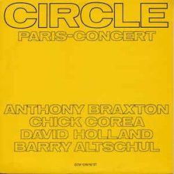 CIRCLE - Paris Concert / vinyl bakelit / 2xLP