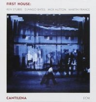 FIRST HOUSE - Cantilena / vinyl bakelit / LP