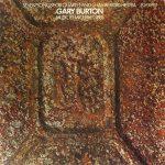 GARY BURTON - Seven Songs For Quartet And Chamber Orchestra / vinyl bakelit / LP