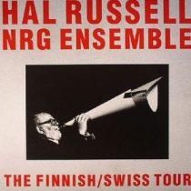 HAL RUSSEL, NRG ENSEMBLE - Finnish/Swiss Tour / vinyl bakelit / LP