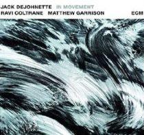 JACK DEJOHNETTE,RAVI COLTRANE, MATTHEW GARRISON - In Movement / vinyl bakelit / 2xLP